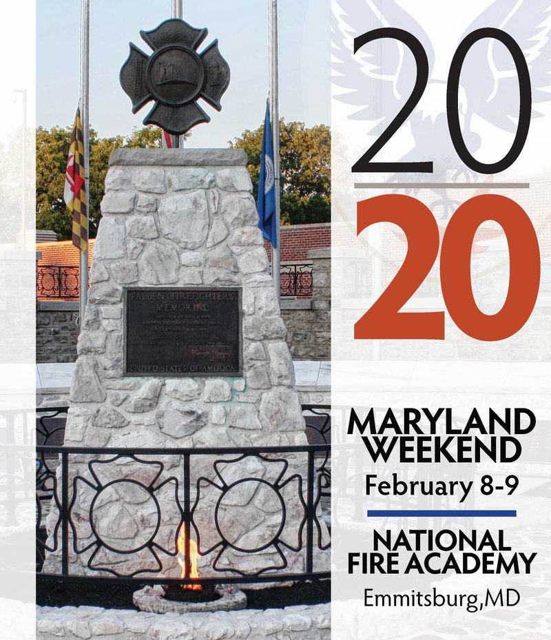 2020 MD Weekend graphic