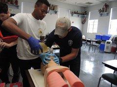 Training Officer Portal Login